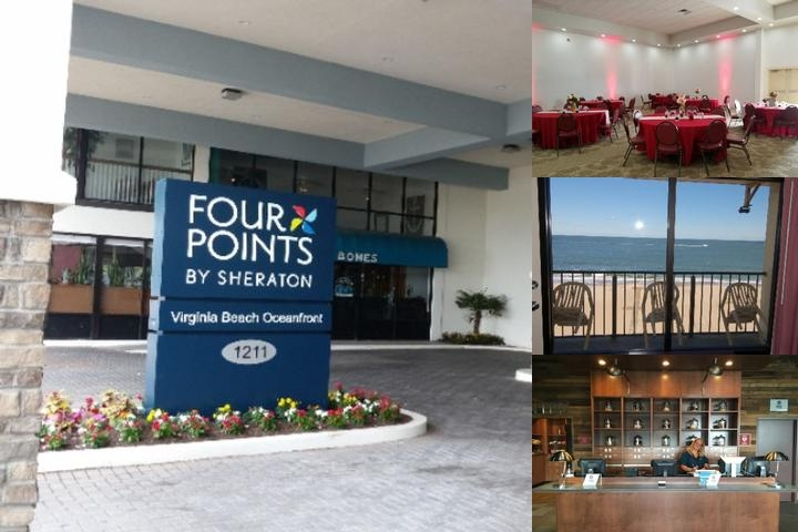 Four Points by Sheraton Virginia Beach Oceanfront photo collage