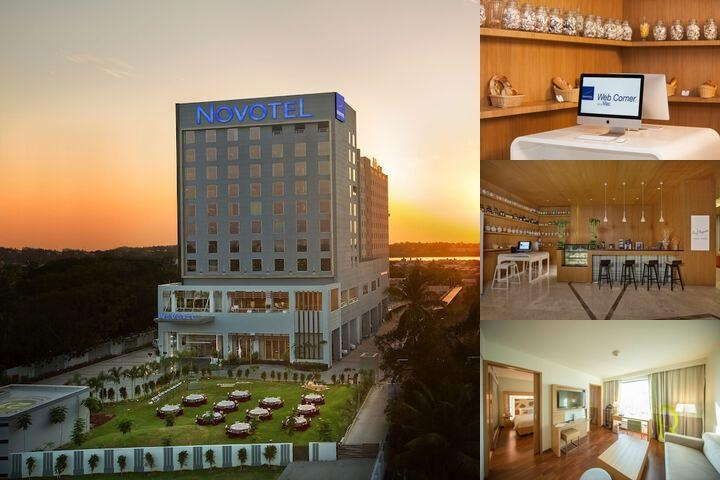Novotel Chennai Sipcot photo collage