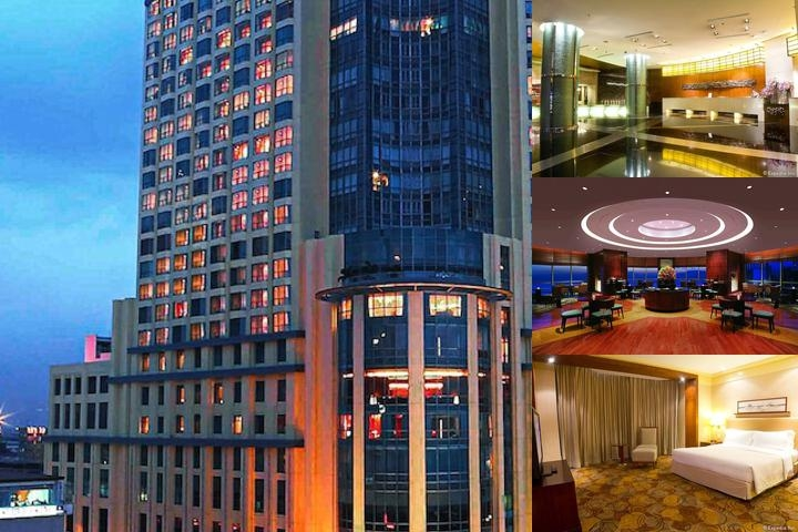 Ag New World Manila Bay Hotel (Formerly Hyatt Regency Hotel) photo collage