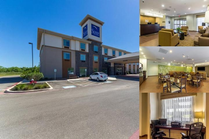 Jourdanton Inn & Suites photo collage