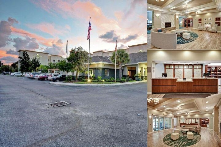 Homewood Suites by Hilton Tampa Port Richey photo collage
