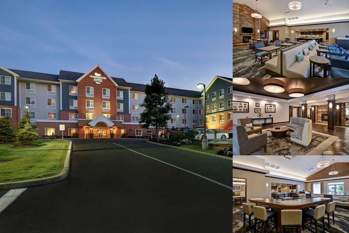 Homewood Suites Southington photo collage