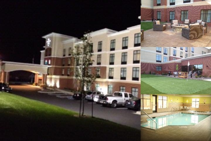 Homewood Suites Joplin Mo photo collage