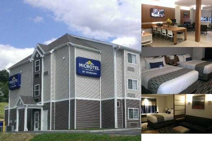 Microtel Inn & Suites by Wyndham Binghamton photo collage