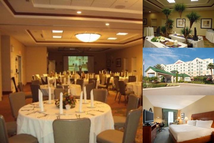 Hilton Garden Inn Palm Coast Photo Collage