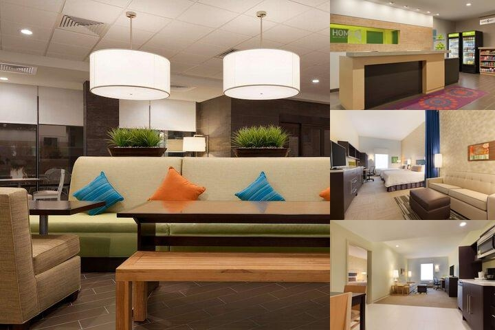 Home2 Suites by Hilton Oklahoma City South photo collage