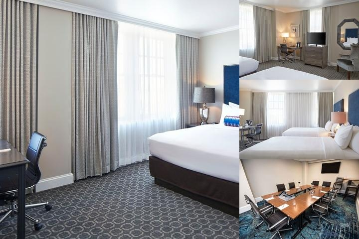 The Redmont Birmingham Curio Collection by Hilton photo collage