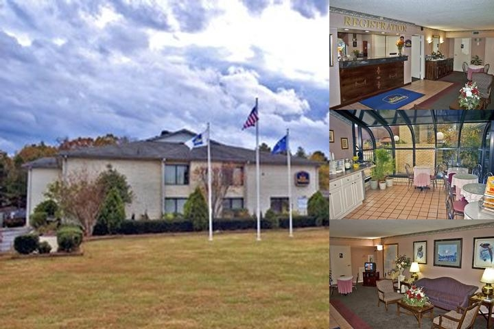 Lancaster Inn photo collage