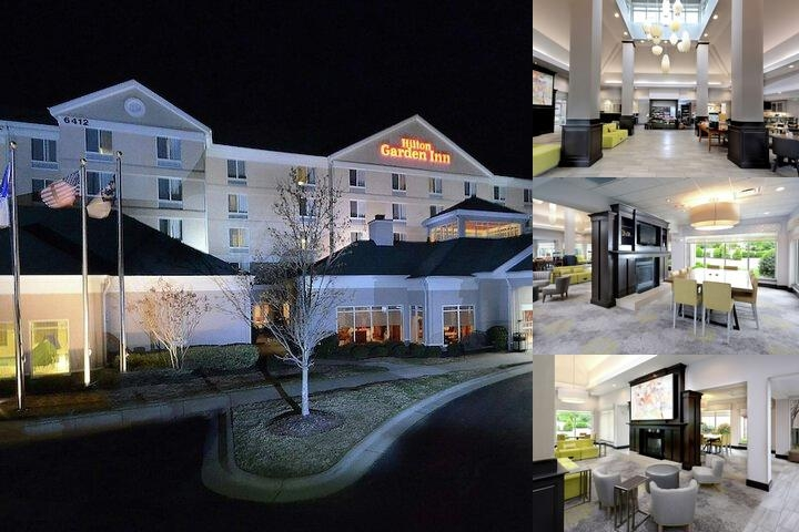 Hilton Garden Inn Raleigh Triangle Town Center photo collage