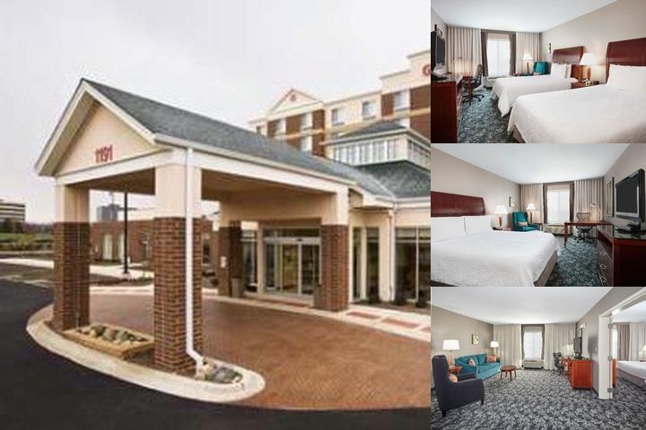 Hilton Garden Inn Schaumburg photo collage