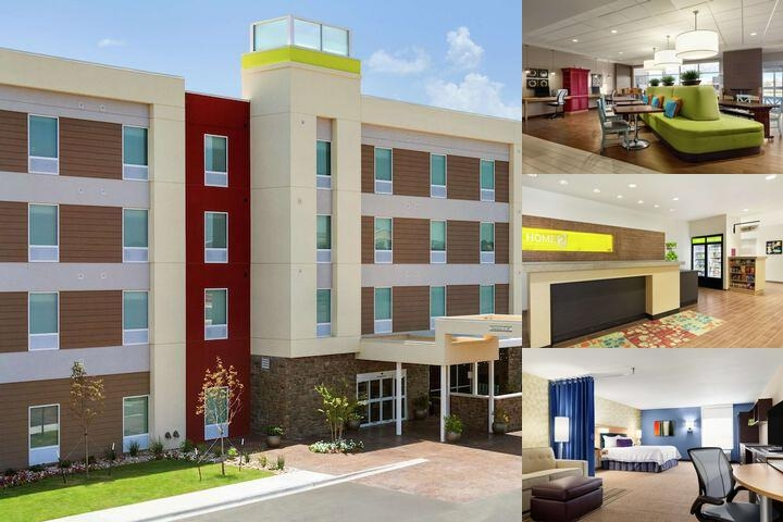 San Angelo Home2 Suites photo collage