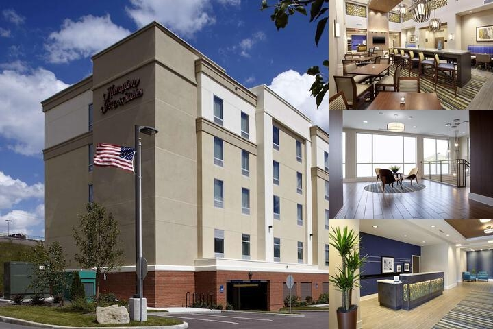 Hampton Inn & Suites Pittsburgh Airport Settlers R photo collage