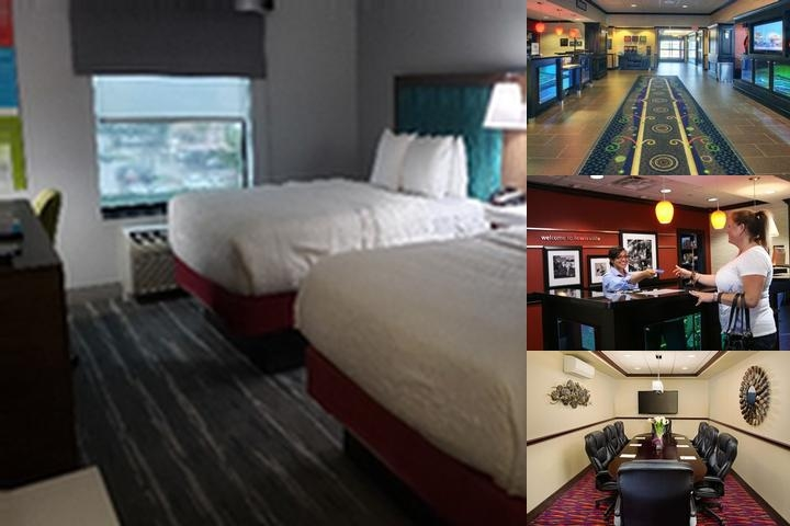 Hampton Inn & Suites Dallas / Lewisville Vista Rid photo collage