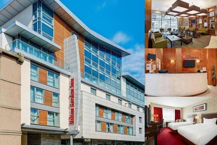 Hilton Garden Inn Aberdeen photo collage
