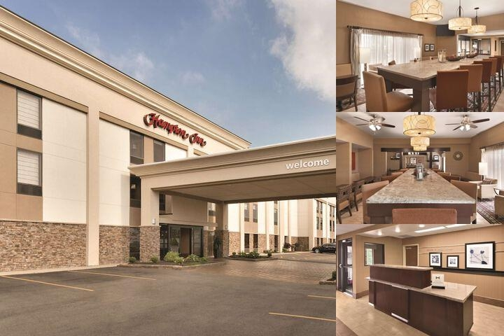 Hampton Inn Cincinnati Kings Island photo collage