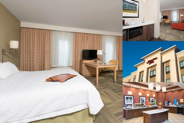 Hampton Inn Kalamazoo photo collage