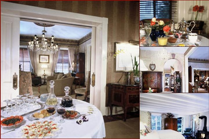Foley House Inn photo collage