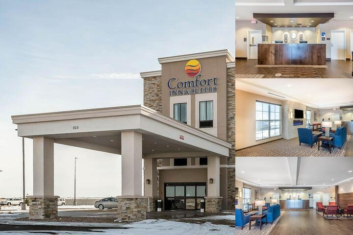 Comfort Inn & Suites Sidney photo collage