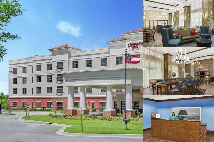 Hampton Inn Columbus South / Ft. Benning photo collage