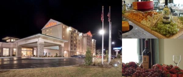 Hilton Garden Inn Valdosta photo collage