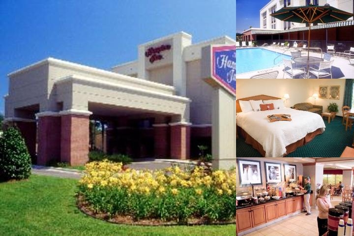 Hampton Inn Pensacola Airport photo collage