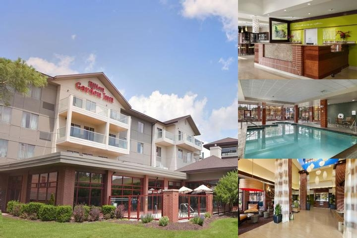 Hilton Garden Inn Wisconsin Dells photo collage