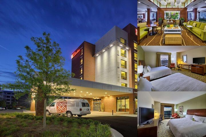Hilton Garden Inn Durham University Medical Center photo collage