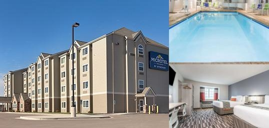 Microtel Inn & Suites by Wyndham Rochester South photo collage