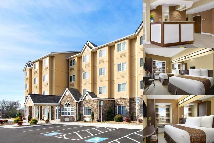 Microtel Inn & Suites by Wyndham Shelbyville photo collage