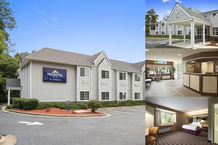 Microtel Inn & Suites by Wyndham Southern Pines photo collage