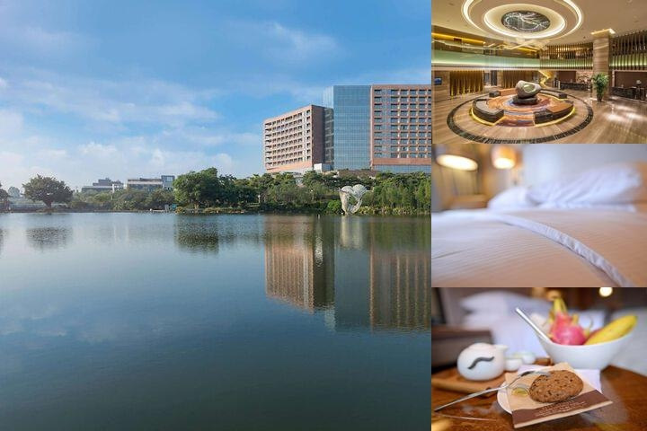 Doubletree by Hilton Guangzhou Science City photo collage