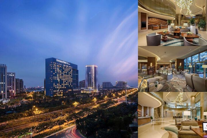 Doubletree by Hilton Hotel Xiamen Wuyuan Bay photo collage