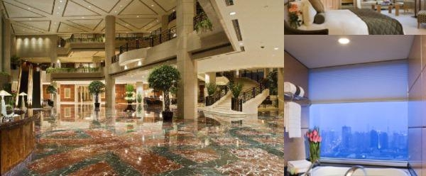 Doubletree by Hilton Hotel Shanghai Pudong photo collage