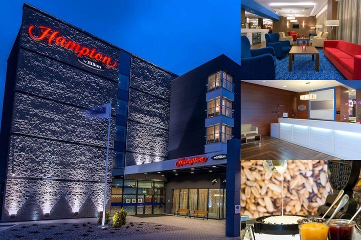 Hampton by Hilton Gdansk Airport photo collage