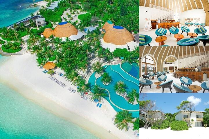 Holiday Inn Resort Kandooma Maldives photo collage