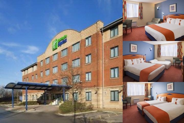 Holiday Inn Express Liverpool Knowsley M57 Jct.4 photo collage