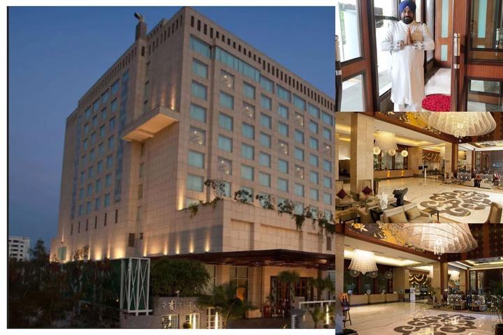Radisson Blu Hotelnagpur photo collage