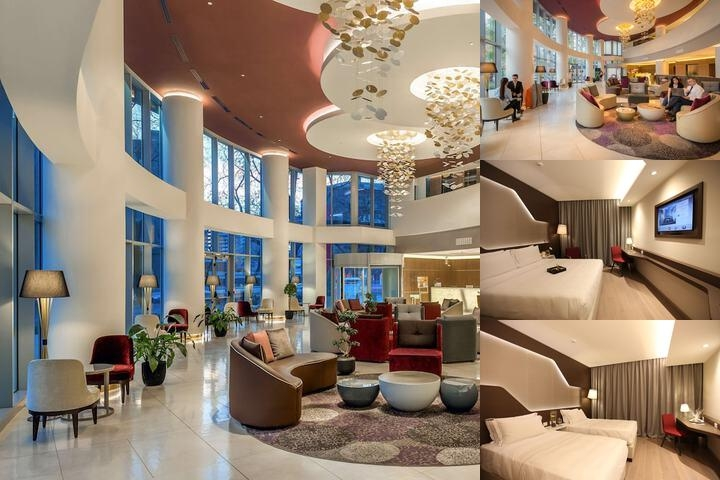 Doubletree by Hilton Yerevan City Centre photo collage
