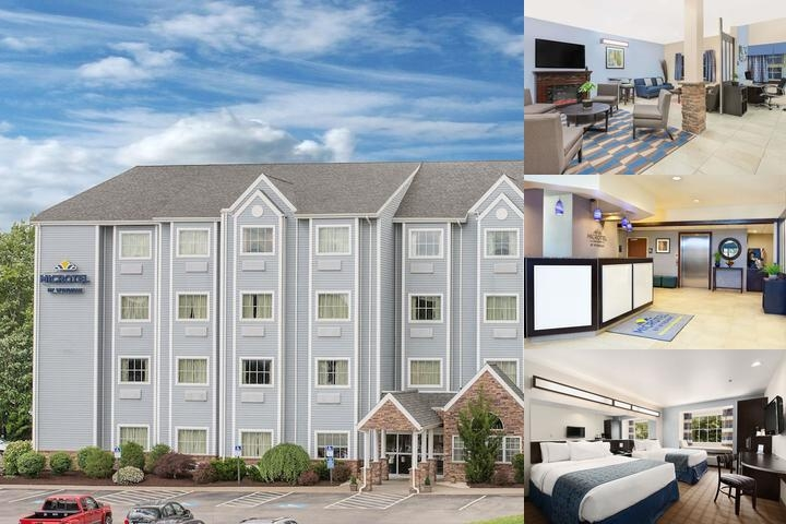 Microtel Inn & Suites by Wyndham Waynesburg photo collage