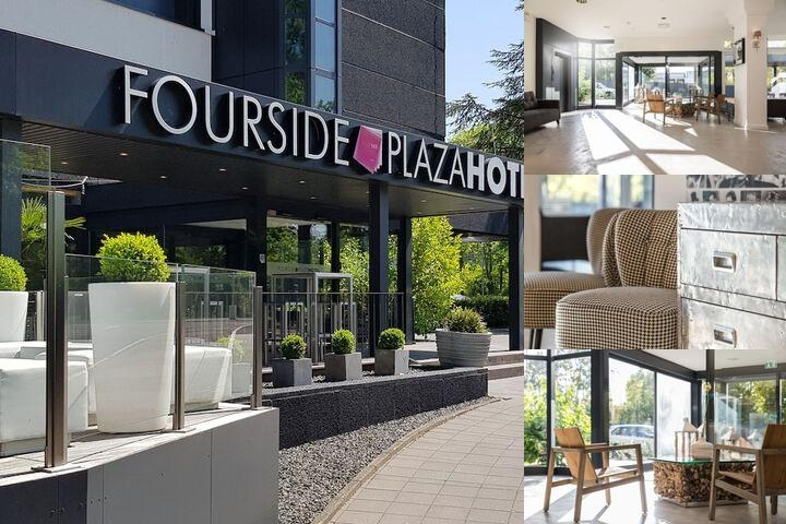 Fourside Plaza Hotel Trier photo collage