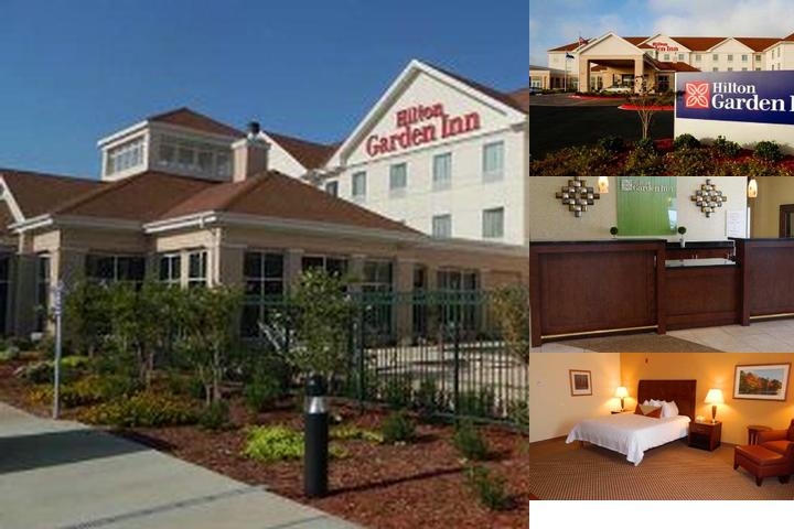 Hilton Garden Inn Odessa photo collage
