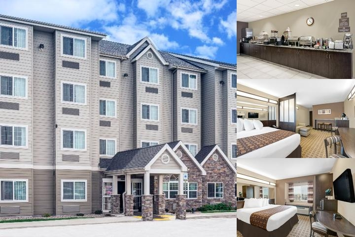 Microtel Inn & Suites by Wyndham Williston photo collage