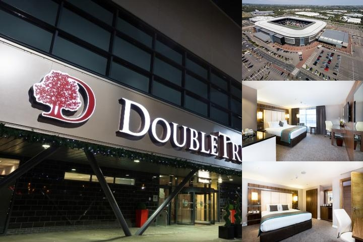 Doubletree by Hilton Milton Keynes photo collage