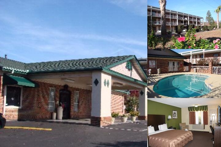 Quality Inn Harbison Area photo collage