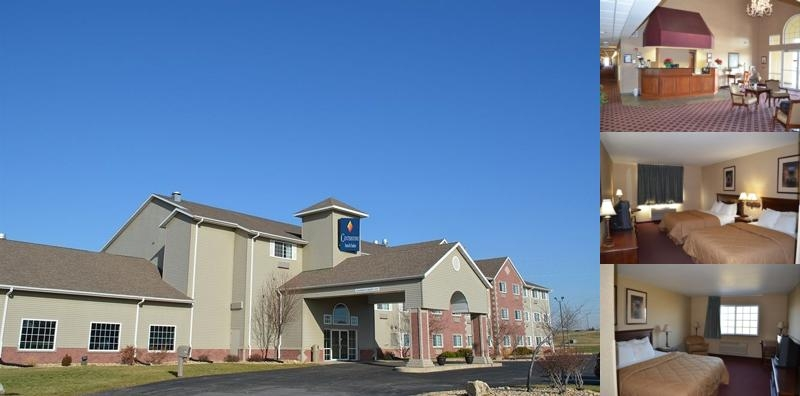Centerstone Inn & Suites photo collage