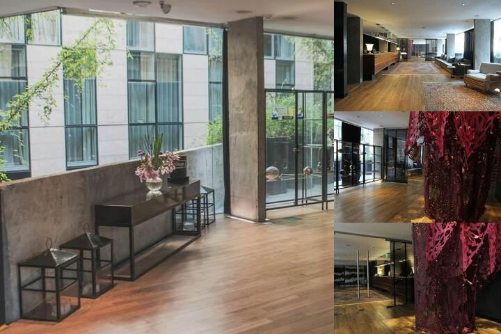 Anselmo Buenos Aires Curio Collection by Hilton photo collage