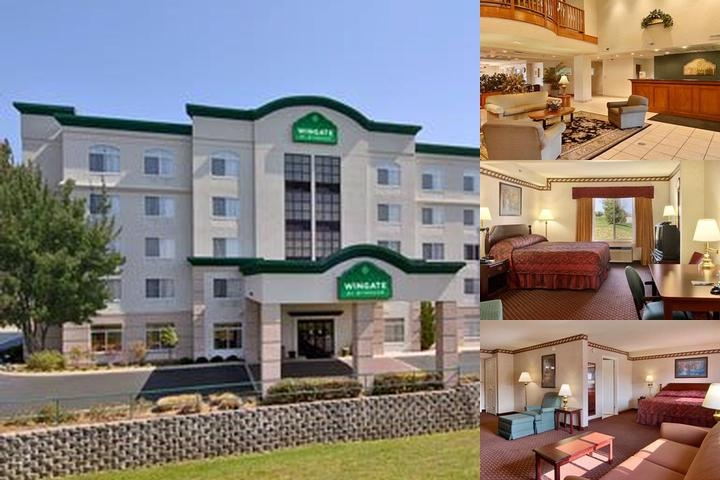 Wingate by Wyndham Chattanooga photo collage