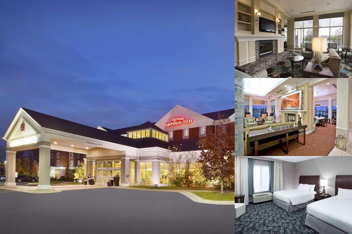 Hilton Garden Inn Detroit / Novi photo collage