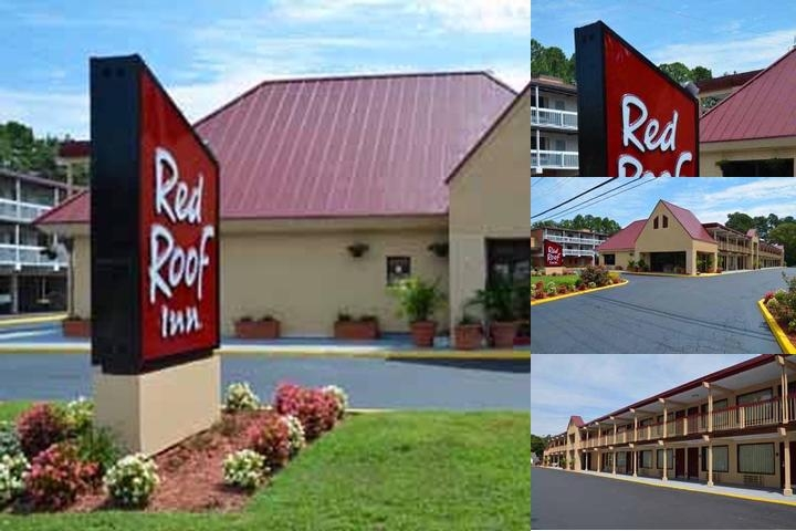 Red Roof Inn Williamsburg photo collage