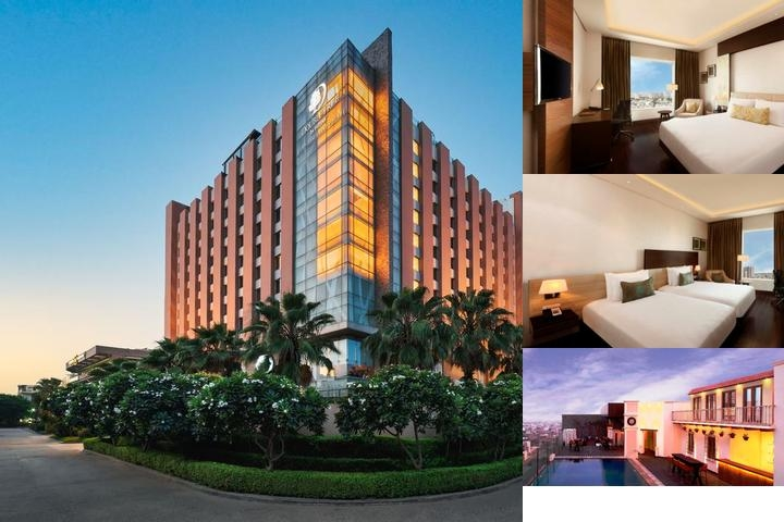 Hilton Garden Inn Gurgaon Baani Square photo collage